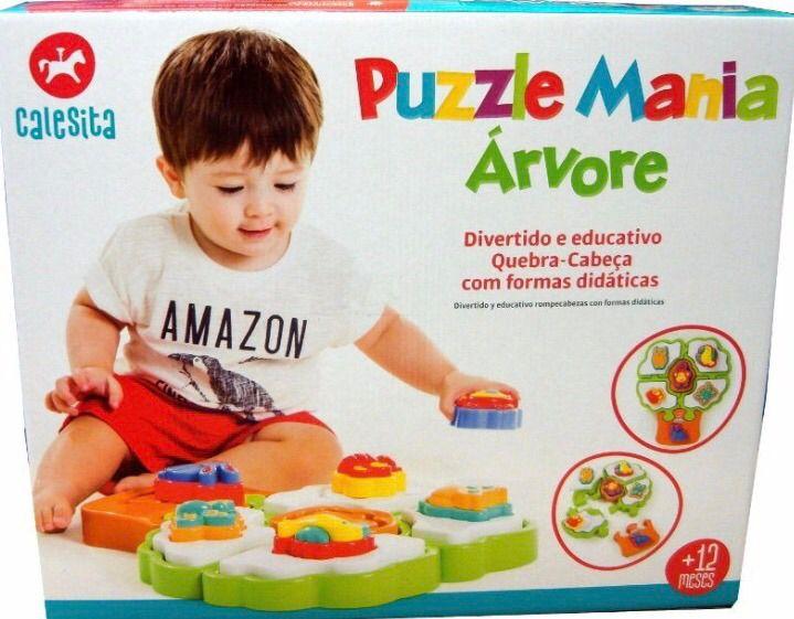 Puzzle Mania Arvore Calesita