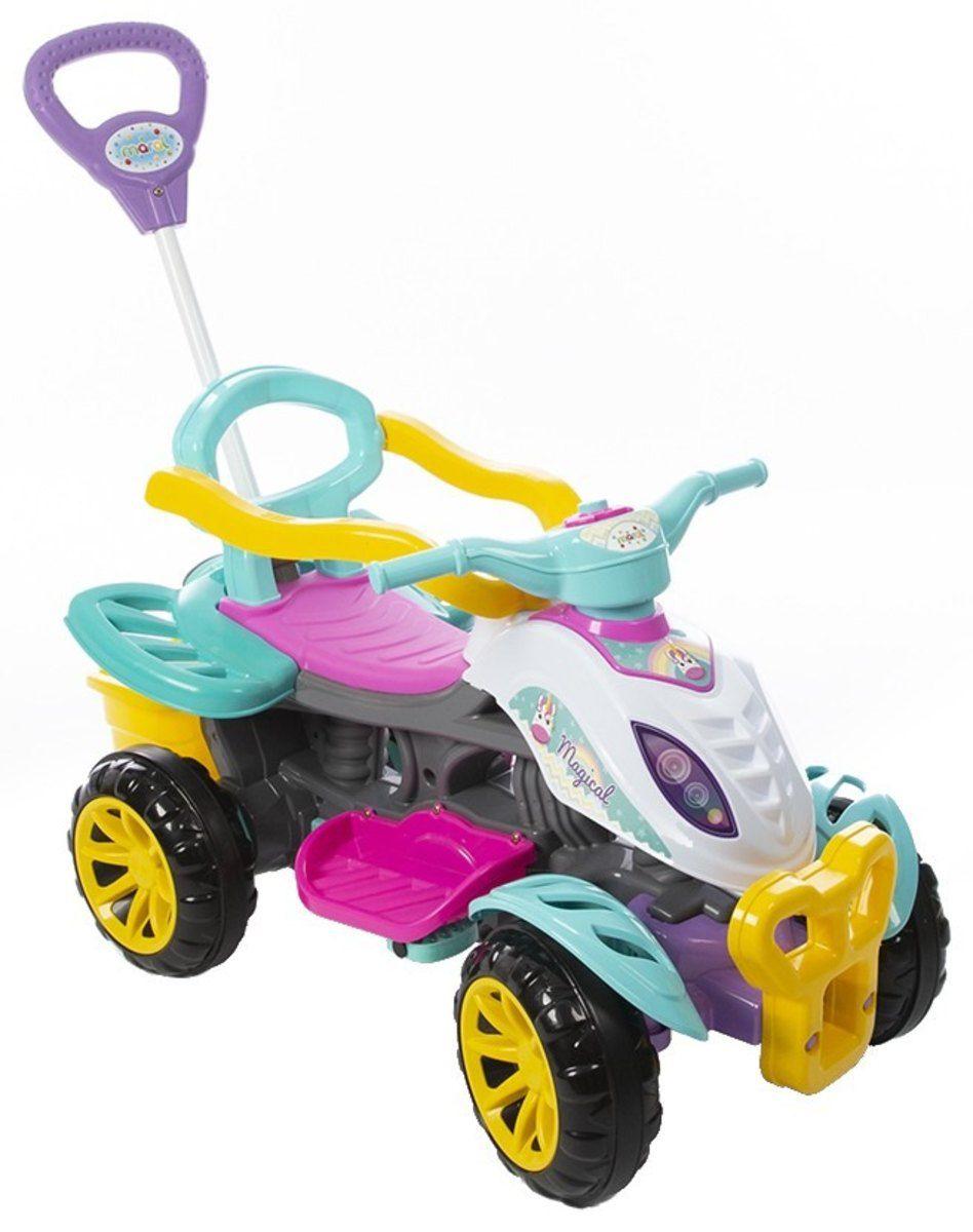 Quadriciclo Menina - Maral