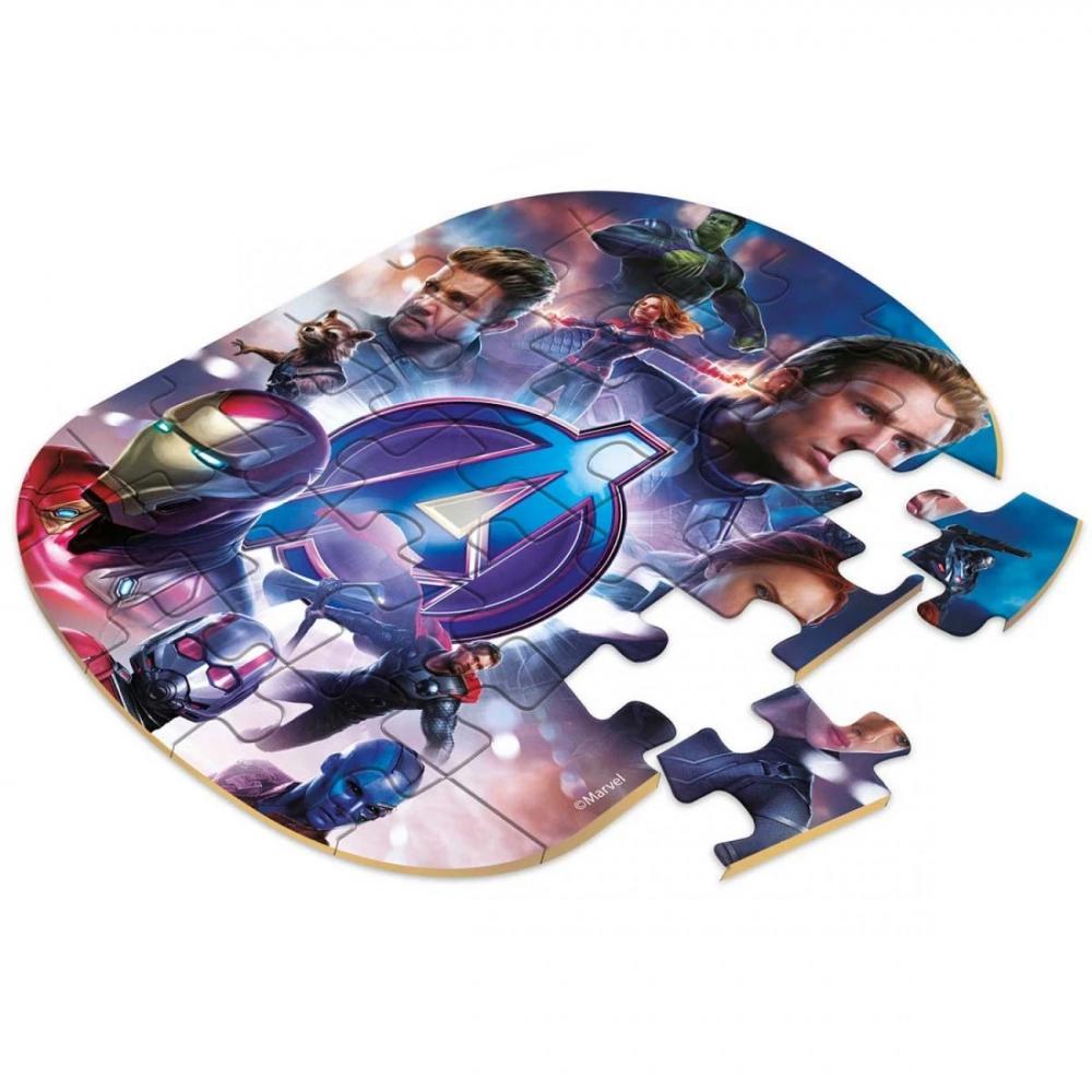 Quebra-cabeça Avengers