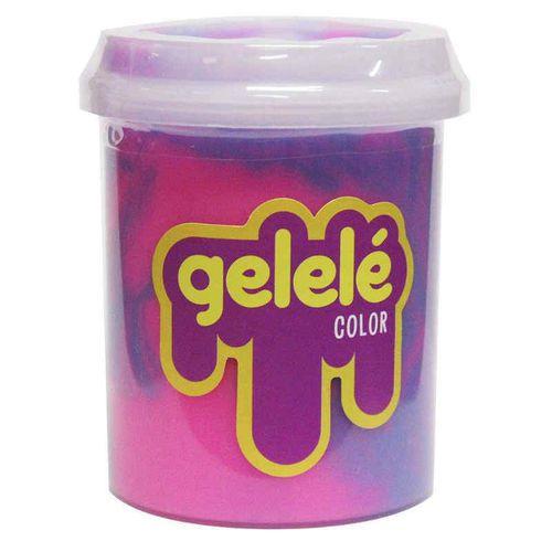 Slime Colorido Gelelé 152G