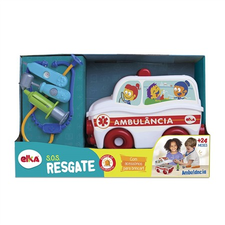 Sos Resgate Ambulância - Elka