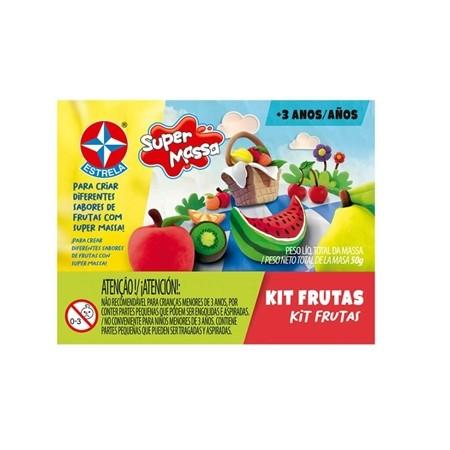 Super Massa Frutas