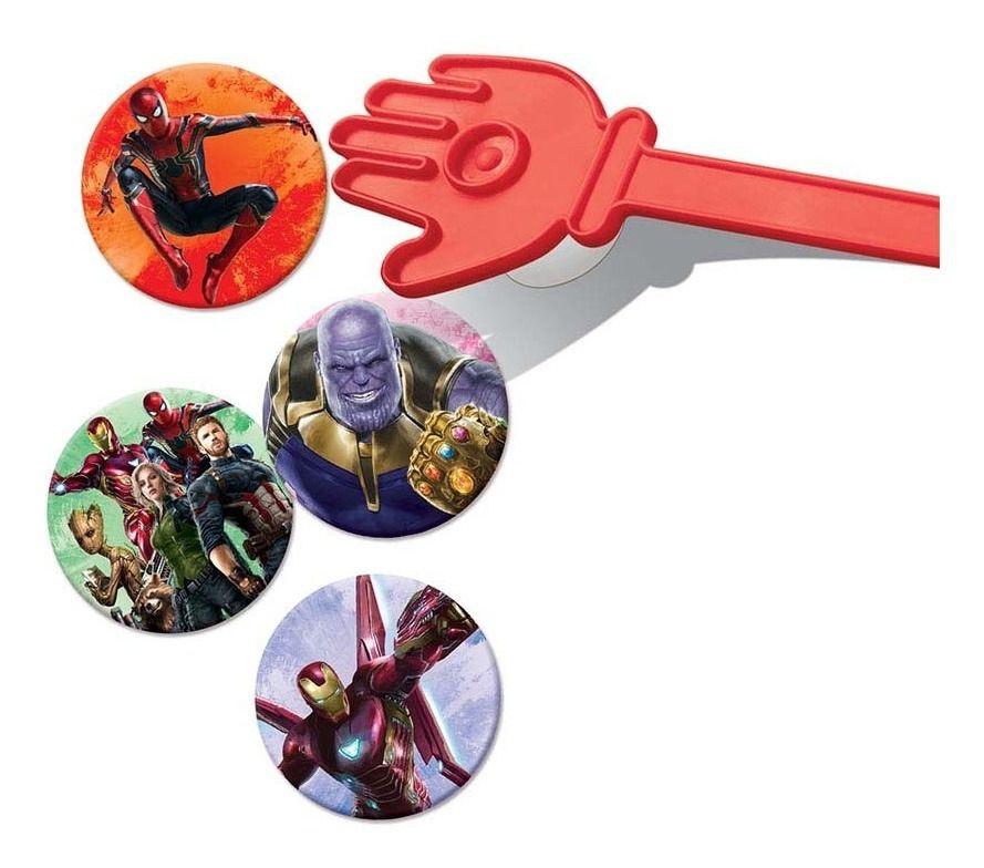 Tapa Certo Avengers