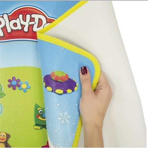 Tapete Divertido, Play Doh