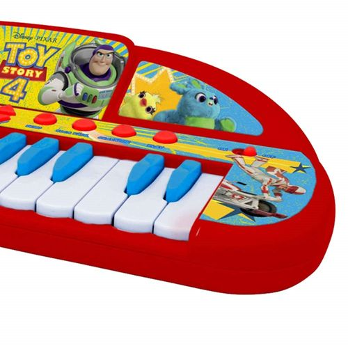 Teclado Musical Toy Story