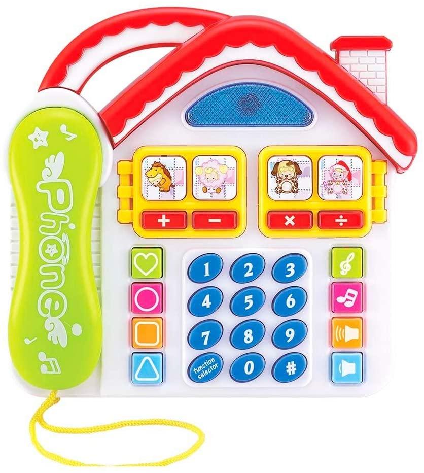 Telefone Divertido Casa