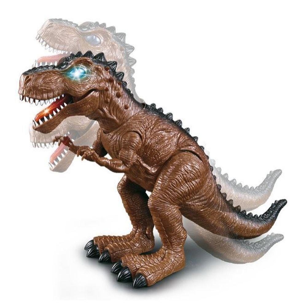 Tiranossauro Rex Som Luzes e Movimento