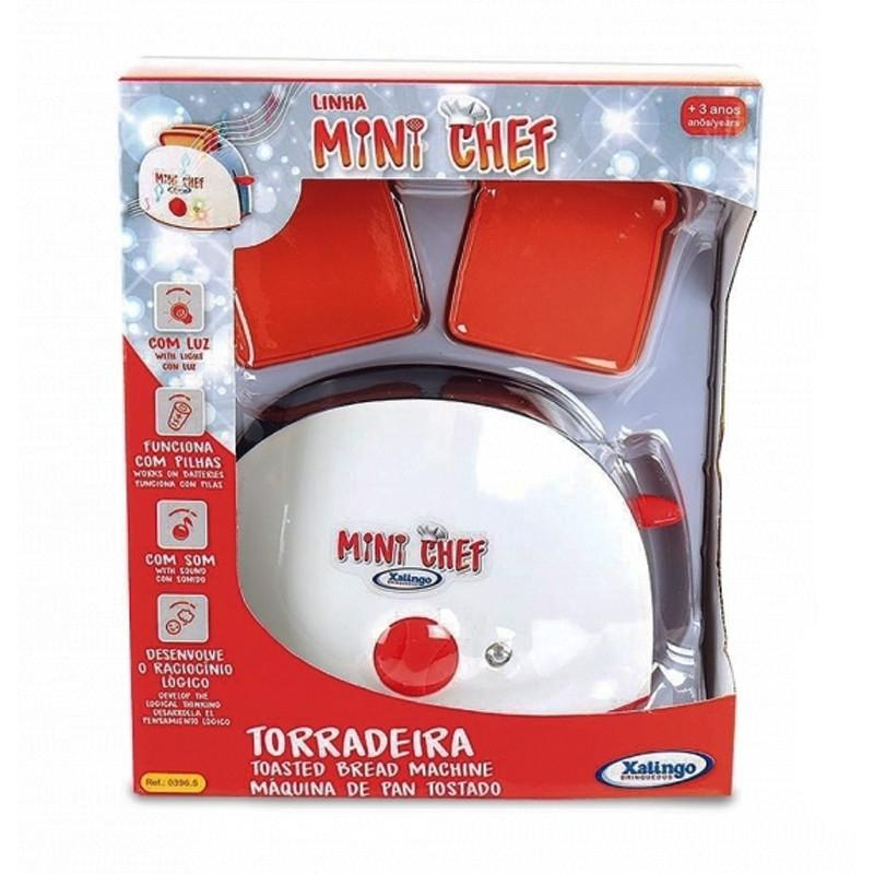 Torradeira Mini Chef