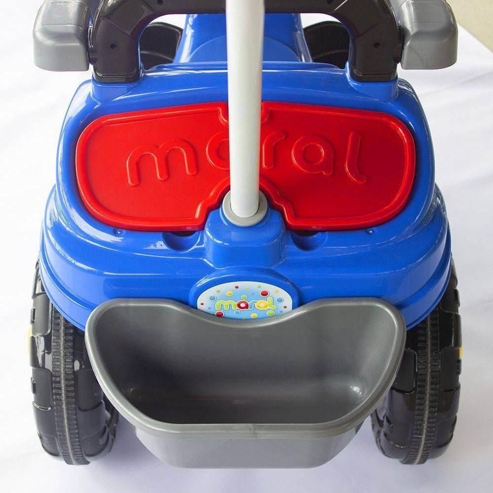 Triciclo Baby City Patrulha M - Patrol Maral