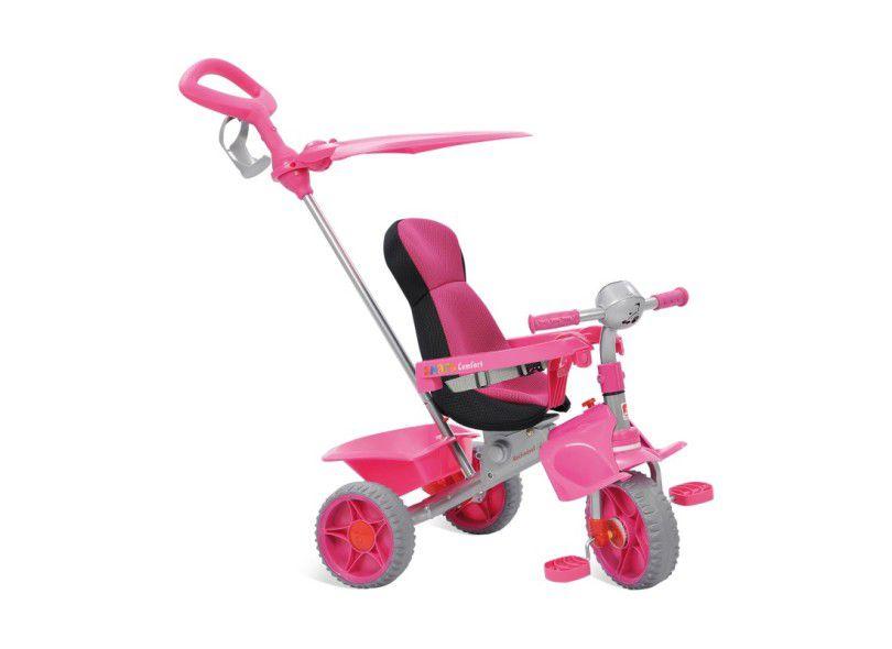 Triciclo Smart Confort Bandeirante