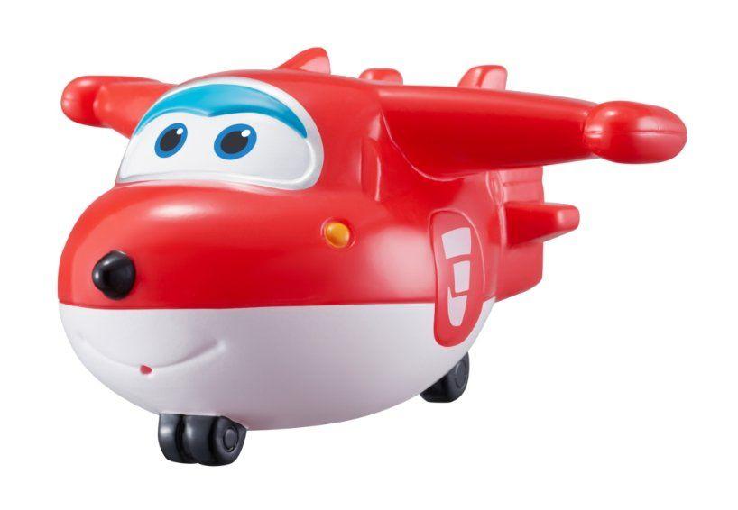 Super Wings  Jett Grava e Fala - Fun