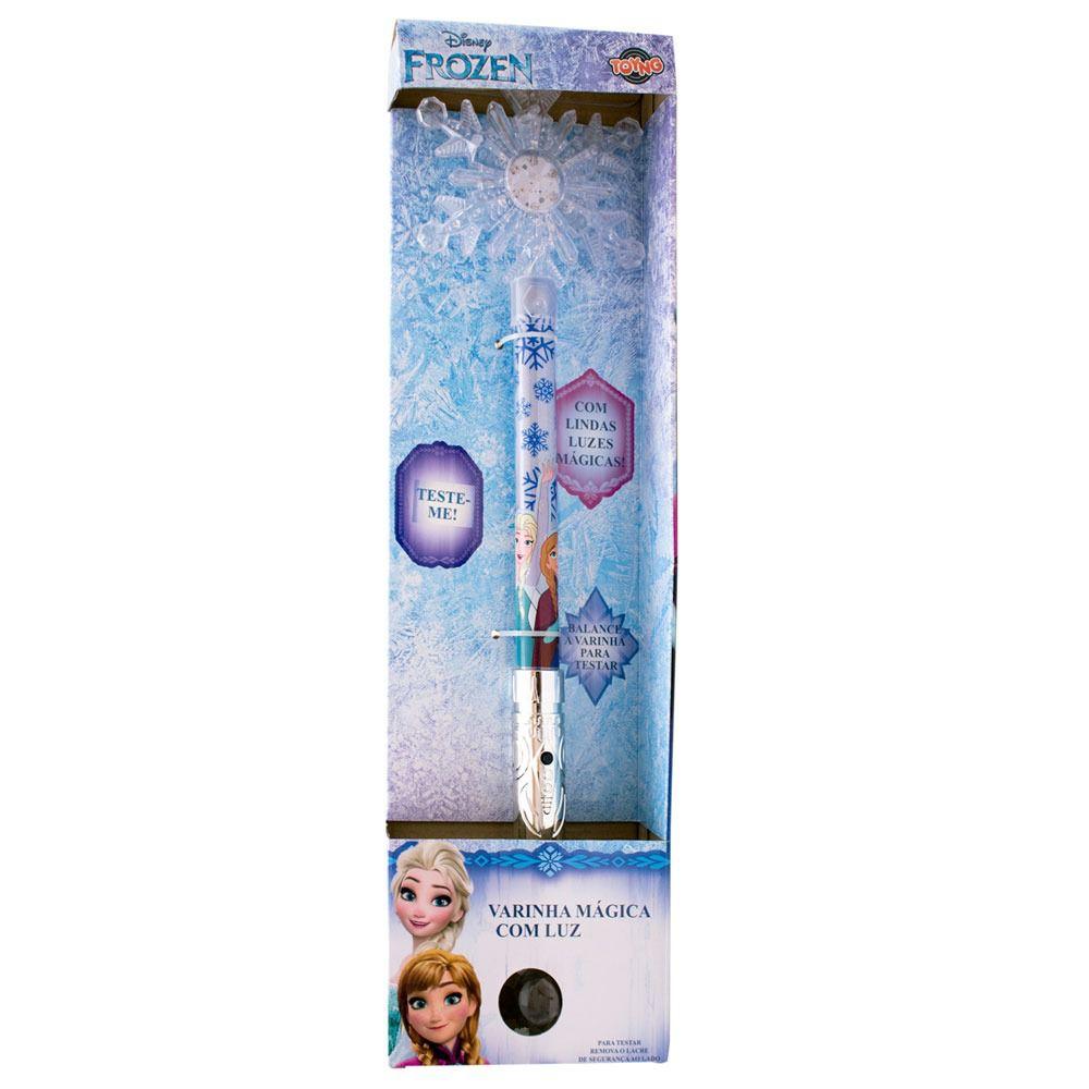 Varinha Mágica com Luzes - Disney - Frozen