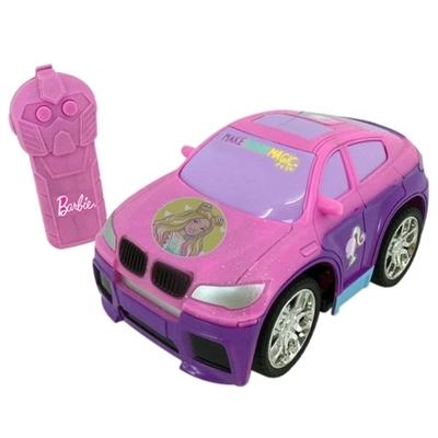 Veículo de Controle Remoto - Style Machine - Barbie
