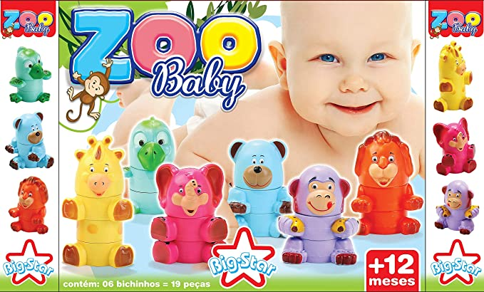 Zoo Baby Big Star