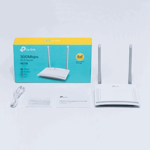ROTEADOR WIRELESS 300MBPS TL-WR820N