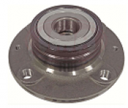 Cubo de Roda Traseiro com Rolamento (forjado) - (Unificado AL-998) AL-977