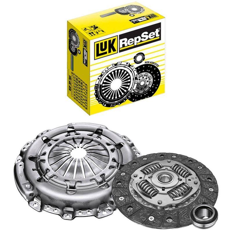 Kit Embreagem Fiat Uno 1.0 1.3 1.4 94 a 2010 Luk 6183017000
