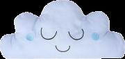 Almofada Nuvem Incomfral Azul