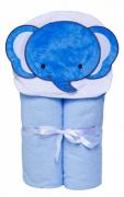 Toalha Felpuda Bichinhos Elefante