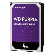 Wd10purz - Disco Rígido Wd Purple 4tb Para Cftv - Novo