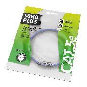 Patch Cord Cat 5e Soho Plus 1,5m Novo