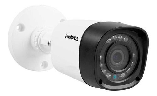 Camera Intelbras Full Hd 1220 G4 - Novo