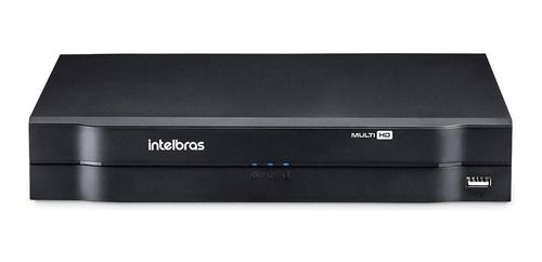 Gravador Digital De Vídeo Mhdx 1108 C/ Hd 1tb - Novo