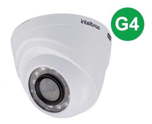 Intelbras Camera Vhd 1220 - Novo