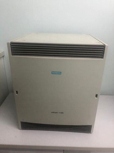 Pabx Siemens Hipath 1190 - Semi novo