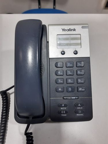 Telefone Yealink Sipt18 - Usados