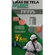 DISCO LIXA TELADA NAUBER PRONET 5