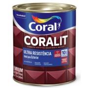 ESMALTE CORALIT FOSCO 0,9L
