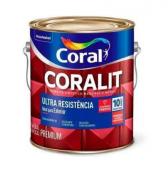 ESMALTE CORALIT FOSCO 3,6L