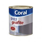 ESMALTE CORALIT GRAFITE 0,9L