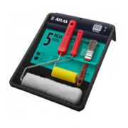 KIT PINTURA ATLAS 5PCS (AT1002)