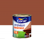 TINTA CERAMICA CORAL 0,9L