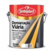 TINTA DEMARCACAO VIARIA  3,6L SINTEPLAST