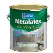 TINTA METALATEX BACTERCRYL SEMI-BRILHO 3,6L BRANCO