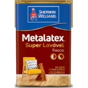 TINTA METALATEX FOSCO 18L SPERLAVÁVEL
