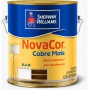 TINTA NOVACOR COBREMAIS 3,6L