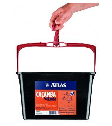 CACAMBA PINTURA ATLAS RETANGULAR 10L