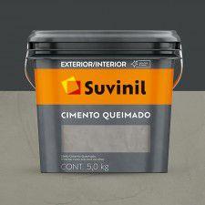 CIMENTO QUEIMADO SUVINIL 5KG - DIA DE CHUVA