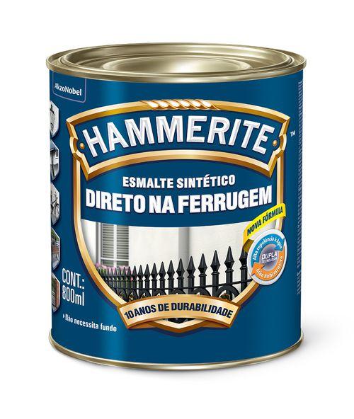 ESMALTE CORALIT HAMMERITE 0,8L