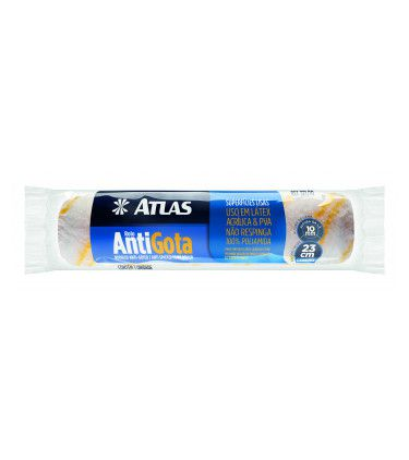 ROLO LA ANTI-GOTA 23CM ATLAS (321/10) SEM GARFO