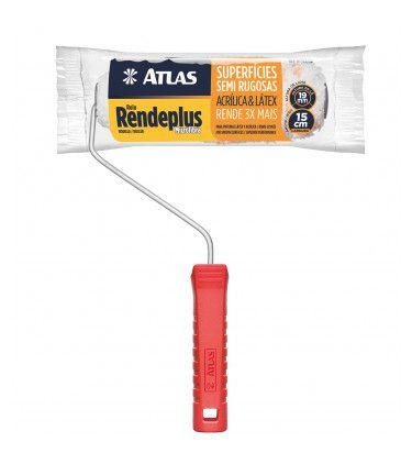 ROLO MICROFIBRA ATLAS RENDEPLUS 15cm
