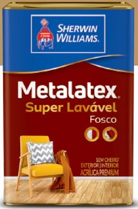 TINTA METALATEX FOSCO 18L SPERLAVÁVEL
