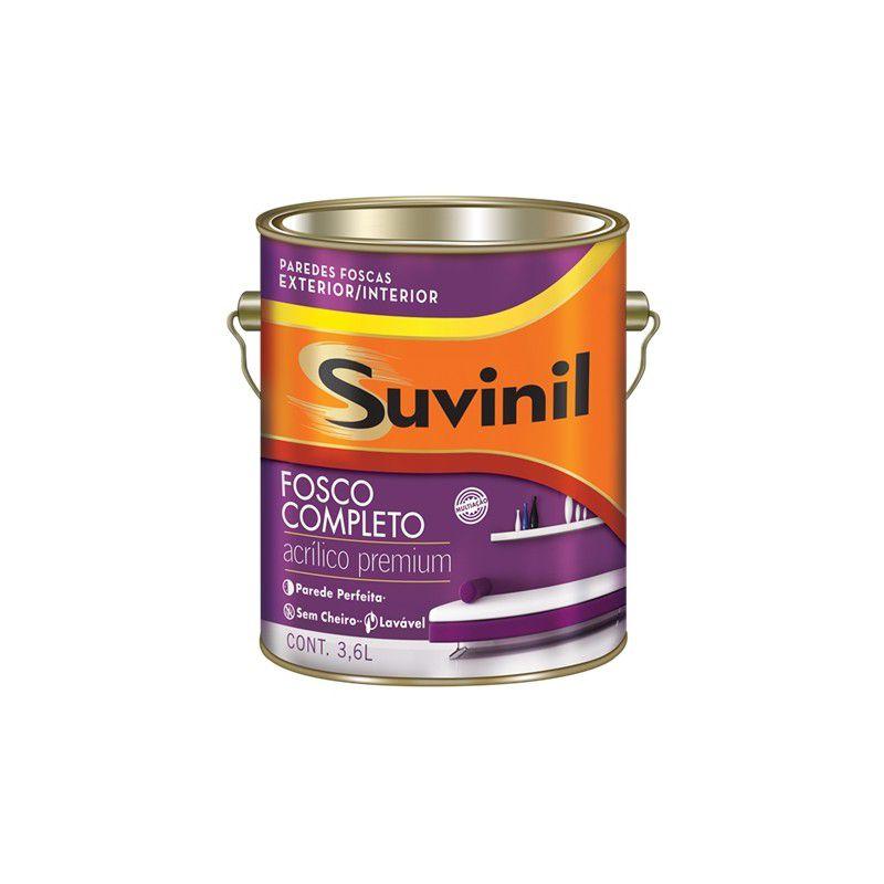 TINTA SUVINIL FOSCO COMPLETO  3,6L