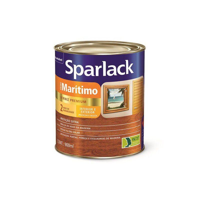 VERNIZ MARITIMO FOSCO SPARLACK 0,9L