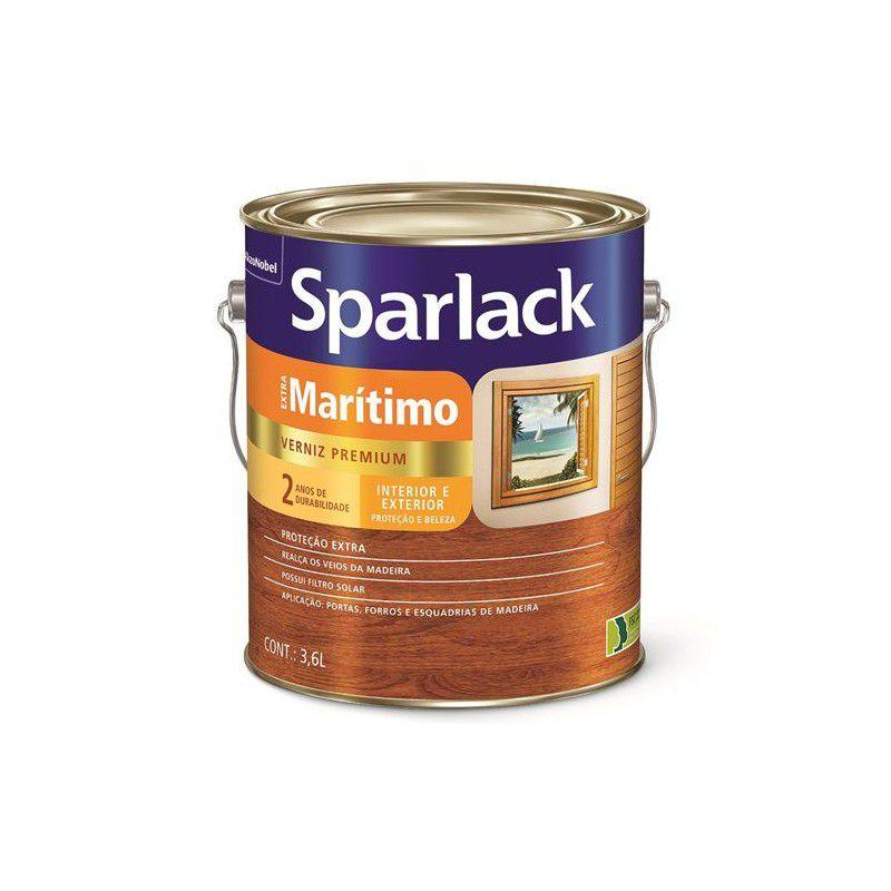 VERNIZ MARITIMO FOSCO SPARLACK 3,6L
