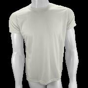 Camisa Poliéster Bege para sublimar